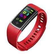 tanie Inteligentne zegarki-Inteligentne Bransoletka CB603 na Pulsometr / Wodoodporne / Pomiar ciśnienia krwi / Ekran dotykowy / Informacje Stoper / Krokomierz / Powiadamianie o połączeniu telefonicznym / Rejestrator snu