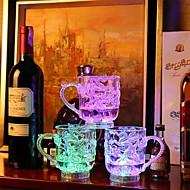 Χαμηλού Κόστους Ποτήρια & Κούπες-drinkware Πλαστικά Πρωτότυπα Είδη για Ποτά Θερμότητας Ευαίσθητα Χρώμα που αλλάζει 1 pcs