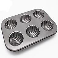 billige Bakeredskap-Bakeware verktøy Metall Kul / Multifunktion / GDS Brød / Kake / For Småkake Rektangulær Cake Moulds 1pc