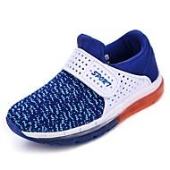 baratos Sapatos de Menino-Para Meninos Sapatos Borracha Outono Conforto Tênis para Infantil Azul Escuro / Vermelho Escuro / Preto / verde
