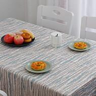 billige Duker-Moderne / Fritid 75g / m3 Polyester strik stretch Kvadrat Duge Geometrisk Borddekorasjoner 1 pcs