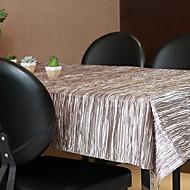 billige Bordduker-Moderne 100g / m2 Polyester Strik Stretch / Ikke Vevet Kvadrat Duge Geometrisk Borddekorasjoner 1 pcs