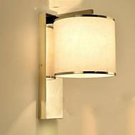 baratos Arandelas de Parede-Moderno / Contemporâneo Luminárias de parede Quarto / Quarto de Estudo / Escritório Metal Luz de parede 220-240V 40 W