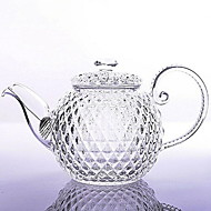 billige Kaffe og te-glass Varmebestandig Uregelmessig 1pc vannkoker