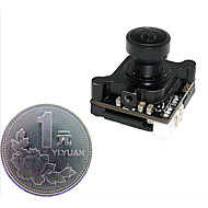 billige Overvåkningskameraer-A19-A 1/3 tomme CMOS micro / Simulert kamera Ingen