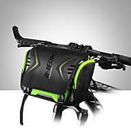Χαμηλού Κόστους Τσάντες για τιμόνι ποδηλάτου-INBIKE 6 L Τσάντα για τιμόνι ποδηλάτου Αδιάβροχη, Αδιάβροχο, Αντανακλαστικές Λωρίδες Τσάντα ποδηλάτου Oxford Πανί / Πολυεστέρας Τσάντα ποδηλάτου Τσάντα ποδηλασίας Ποδηλασία Ποδήλατο / Ταξίδια
