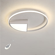 billige Taklamper-Originale Takplafond Omgivelseslys - Justerbar, Mulighet for demping, 220-240V, Dimbar med fjernkontroll, LED lyskilde inkludert