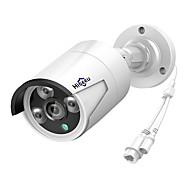 billige Utendørs IP Nettverkskameraer-hiseeu® h.265 sikkerhet ip kamera poe 4mp utendørs vanntett ip66 cctv kamera p2p videoovervåkning hjem sikkerhet onvif 48v