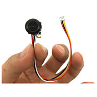 billige Overvåkningskameraer-super miniatyr fpv kamera 1200tvl 1.8mm m12 150 grader klar ultra vidvinkel pal / ntsc fpv fjernkontroll drone