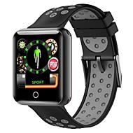 tanie Inteligentne zegarki-Inteligentne Bransoletka q18 na iOS / Android Pulsometr / Wodoodporne / Pomiar ciśnienia krwi / Spalone kalorie / Rejestr ćwiczeń Stoper / Krokomierz / Powiadamianie o połączeniu telefonicznym