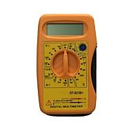 Multímetro digital de mano dt-831b lcd que se utiliza para el hogar y el automóvil