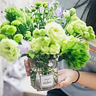 billige Kunstige blomster-Kunstige blomster 0 Gren Klassisk / Singel كلاسيكي / Vintage Vase Bordblomst