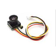 billige Overvåkningskameraer-600tvl ultralitt volum 5v 170 graders fargemikrokamera med mikrofonlyd for mikro quadcopter fpv-kamera