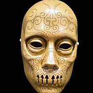 baratos -Decorações de férias Decorações de Halloween Máscaras de Dia das Bruxas Decorativa / Legal Bege 1pç