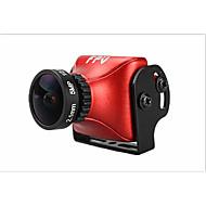 billige Overvåkningskameraer-ahd 1080p nytt HD-kamera 25 * 25 super liten størrelse med OSD menyjustering n / p justerbar multifunksjonsfiksering stå fire-i-ett-kvadratkamera