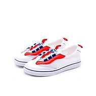 baratos Sapatos de Menino-Para Meninos / Para Meninas Sapatos Com Transparência Verão Conforto Tênis para Branco / Vermelho / Branco / Amarelo