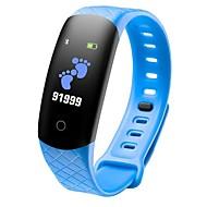 tanie Inteligentne zegarki-Inteligentne Bransoletka CB608 PRO na iOS / Android 4.3 i nowszy Pulsometr / Wodoodporne / Pomiar ciśnienia krwi / Długi czas czuwania / Ekran dotykowy Krokomierz / Powiadamianie o połączeniu