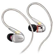 billiga Headsets och hörlurar-MEIZU EP71 I öra Kabel Hörlurar Hörlurar Koppar Mobiltelefon Hörlur mikrofon headset