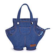 baratos Bolsas Tote-Mulheres Bolsas Ganga Tote Ziper Azul / Preto / Azul Escuro