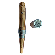billiga Tatuering och body art-Permanenta sminkpaket justerbar passform / snabb laddning / tyst batteri, laddare, nålspets, tatueringsnål rekommenderas för eyeliners / läppar