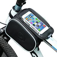 Χαμηλού Κόστους Κάλυμμα ποδηλάτου-Κινητό τηλέφωνο τσάντα / Τσάντα για σκελετό ποδηλάτου 5 inch Ποδηλασία για Ποδηλασία Μαύρο