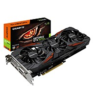 Χαμηλού Κόστους Κάρτες γραφικών-GIGABYTE Video Graphics Card GTX1080Ti MHz 11448MHZ(OC) MHz 11 GB / 352 bit GDDR5