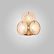 baratos Arandelas de Parede-QIHengZhaoMing LED / Moderno / Contemporâneo Luminárias de parede Lojas / Cafés / Escritório Metal Luz de parede 110-120V / 220-240V 10 W