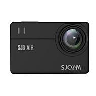 """billige Overvåkningskameraer-sjcam® sj8 air action kamera sport kamera 12mp 1296p 2,3 """"berøringsskjerm 160 vidvinkel linse dykking HD videokamera"""