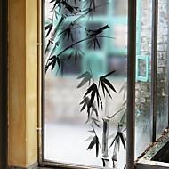baratos Películas e Adesivos de Janela-Filme de Janelas e Adesivos Decoração Temática Asiática Estampado PVC Adesivo de Janela