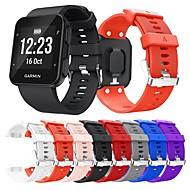 billiga Smart klocka Tillbehör-Klockarmband för Forerunner 35 Garmin Sportband Silikon Handledsrem