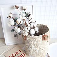 billige Kunstig Blomst-Kunstige blomster 1 Afdeling Klassisk Rustikt / pastorale stil Evige blomster Bordblomst