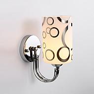 billige Vegglamper-Mini Stil Enkel / Moderne / Nutidig Vegglamper Stue / Soverom Metall Vegglampe 110-120V / 220-240V 60 W