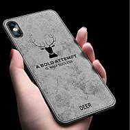 billiga Mobil cases & Skärmskydd-fodral Till Apple iPhone XR / iPhone XS Max Stötsäker / Ultratunt Skal Enfärgad Mjukt TPU för iPhone XS / iPhone XR / iPhone XS Max