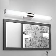billige Vanity-lamper-OYLYW Mini Stil LED / Moderne / Nutidig Baderomsbelysning Soverom / Baderom Metall Vegglampe IP20 85-265V 16 W