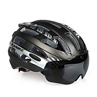 INBIKE Voksne Bike Helmet 25 Ventiler EPS, PC Sport Cykling / Cykel - Orange / Blå / Lys pink Herre / Dame