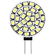 baratos Luzes LED de Dois Pinos-SENCART 1pç 3 W 180 lm G4 Luminárias de LED  Duplo-Pin T 30 Contas LED SMD 2835 Decorativa Branco Quente / Branco 12 V