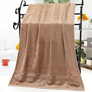 tanie Ręcznik kąpielowy-Najwyższa jakość Ręcznik kąpielowy, Solidne kolory 100% poliester Łazienka 1 pcs