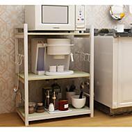 billiga Köksförvaring-Kök Organisation Ställ & Hållare Rostfritt stål Förvaring 1st