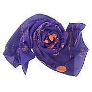 Χαμηλού Κόστους Τσάντες-Μετάξι Μαντίλι / κορδέλα Γυναικεία Καθημερινά Μπλε / Ροζ