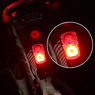 billige Sykkellykter og reflekser-sikkerhet lys LED Sykkellykter Sykling Vanntett, Bærbar, Justerbar Oppladbart litiumbatteri 150 lm Oppladbart Batteri Dual Light Source Color Sykling