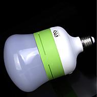 billige Globepærer med LED-YWXLIGHT® 1pc 28 W 2000-2300 lm E26 / E27 LED-globepærer 28 LED perler SMD 2835 Kjølig hvit 175-265 V
