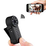 billige Overvåkningskameraer-mini wifi vidvinkel hd kamera d3 ccd simulert kamera / ir kamera ipx-0