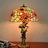 billige Lamper-Traditionel / Klassisk Nytt Design / Dekorativ Bordlampe Til Soverom / Leserom / Kontor Metall 220V