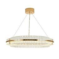 billige Takbelysning og vifter-Ecolight™ Sirkelformet / Originale Lysekroner Omgivelseslys Malte Finishes Aluminum Kreativ, Justerbar, Nytt Design 110-120V / 220-240V Varm Hvit / Hvit