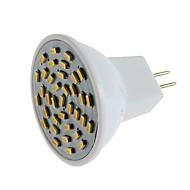 billige Spotlys med LED-SENCART 1pc 3 W 600 lm G4 LED-spotpærer MR11 36 LED perler SMD 3014 Dekorativ Varm hvit / Kjølig hvit 12 V / 1 stk. / RoHs