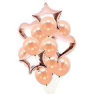 Ballon Aluminiumfolie 1 set Feest / Uitgaan