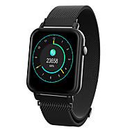 BoZhuo Y6 PRO Pulseira inteligente Android iOS Bluetooth Esportivo Impermeável Monitor de Batimento Cardíaco Medição de Pressão Sanguínea Podômetro Aviso de Chamada Monitor de Sono Lembrete