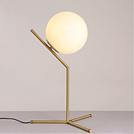 billige Skrivebordslamper-metallic / Moderne Dekorativ Bordlampe / Skrivebordslampe Til Soverom / Leserom / Kontor Metall 110-120V / 220-240V