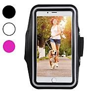 billiga Mobil cases & Skärmskydd-fodral Till Apple iPhone XR / iPhone XS Max Sportarmband / Stötsäker / Dammtät Armband Enfärgad Mjukt Kolfiber för iPhone XS / iPhone XR / iPhone XS Max