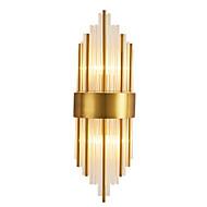 baratos Arandelas de Parede-Cristal Simples Luminárias de parede Lojas / Cafés / Escritório Metal Luz de parede IP65 220-240V 40 W